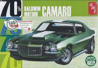 """Chevrolet Camaro 1970 1/2 """"Baldwin"""" grün Kunststoffbausatz Modellauto 1:25 AMT"""
