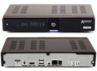 : ANADOL IZYBOX 4K Sat Receiver 2160P - DVB-S2X Tuner, Multistream, 2X USB, Kartenleser, Astra vorinstalliert, PVR Aufnahmefunktion, Timeshift, Internet-Radio, HDR10, inkl. HDMI Kabel