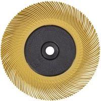 BB-ZB radiale Schleifbürste Bristle. Typ C.Korn 8
