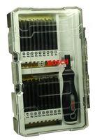Bosch 2607017320 Bit - Schraubendreherset mit Handgriff 37-teilig