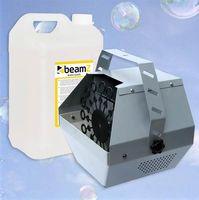 E-Lektron B600 Seifenblasenmaschine inkl. 5L Fluid