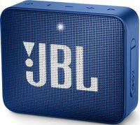 JBL Tragbarer Bluetooth Lautsprecher GO2, Farbe: Blau