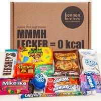 Süßigkeiten aus den USA - zum Naschen oder verschenken Mr. Egg - M&M´s - Hersheys - Reeses - Nerds etc