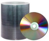 Taiyo Yuden DVD-R 4.7GB 16x Shiny Silver, 4,7 GB, DVD-R, 120 mm, 100 Stück(e), 16x
