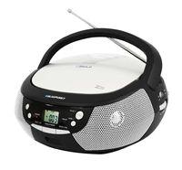 BLAUPUNKT B3 Boombox CD Player UKW MW Radio Küchenradio tragbar MP3 Link LCD