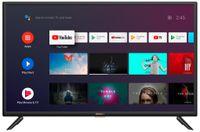 HYUNDAI HD LED TV 80cm (32 Zoll) HYTVS32HD-006, Android Smart TV