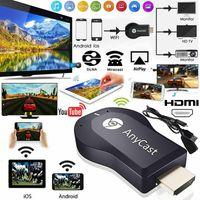 AnyCast M12 Plus WiFi-Empfänger Airplay-Display Miracast HDMI-Fernseher DLNA 1080P