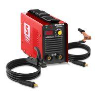 Stamos Welding Elektroden Schweißgerät - 120 A - Hot Start - LED Display