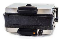 Roland Multigrill Kontaktgrill Toaster mit Kasserolle Granit Lahmacun Makinasi