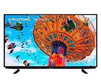 Grundig 55gfu7960b tv 55'' led 4k/ uhd 4k/android tv/chromecast/google assistant.