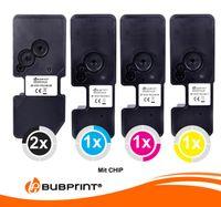 5 Toner kompatibel mit Kyocera TK-5240 TK 5240 Ecosys M5526 M5526 P5026 cdw cdn
