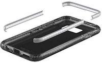Cellularline SchockTwist Handyhülle für Galaxy S8 Schutzhülle schwarz - neu