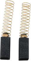 Kohlebürsten für Black & Decker Säge KS40 - 6,35x6,35x13mm