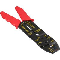 InLine® Crimpzange für Kabelschuhe, 0,75-6mm