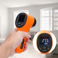 Infrarot-Thermometer-Wärmebildkamera Handheld Digital Electronic Car Temperature
