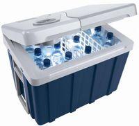 Mobicool W40 AC/DC Metallic Blue Thermoelektro-Kühlbox, blau