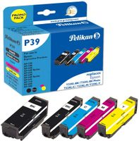 Pelikan Multi-Pack Tinte 1071170911 ersetzt EPSON T33XL 5 Patronen