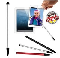 Stylus Pen 3x Touch Screen Bleistift für Tablet iPad Handy Samsung PC 3 Stück