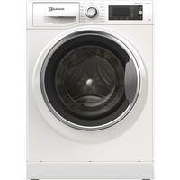 Bauknecht WM Elite 816 C Waschmaschine 8 kg Nachlegefunktion Weiß