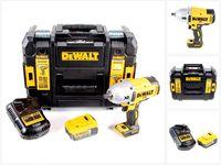 DeWalt DCF 899 P1 Akku Schlagschrauber 18V 950Nm Brushless Kugelrastung + 1x Akku 5,0Ah + Ladegerät + TSTAK