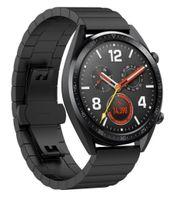 Ticwatch Pro Band - Smartwatch Band Schwarz - Premium Quality