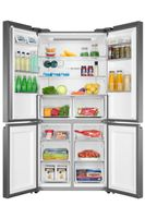 Haier Side-by-Side Kühlschrank HTF-540DGG7