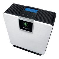 Steba AW 210 Pure Luftreiniger Weiß/Schwarz Luftbefeuchter 5 Programme Ionen