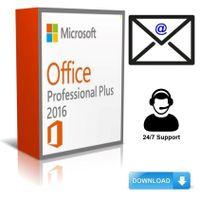 Office 2016 Professional Plus Vollversion Key 32/64 Bit Downlod