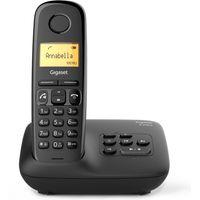 Gigaset A 270 A Schnurloses Telefon 3,81 cm Beleuchtetes Display ECO DECT