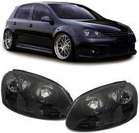 Scheinwerfer GTI schwarz für VW Golf 5 + Jetta III