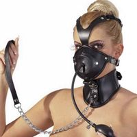 Zado - Leder Kopfmaske