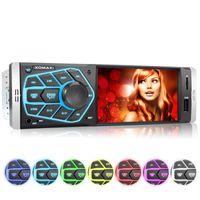 XOMAX XM-V418 Moniceiver Autoradio ohne CD-Laufwerk mit BLUETOOTH