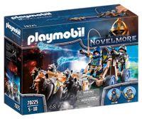 PLAYMOBIL 70225 Novelmore Wolfsgespann und Wasserkanone