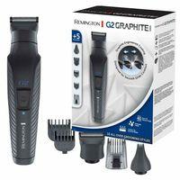 REMINGTON Personal Groomer PG2000 G2 GraphiteSeries Haarschneider Körperrasierer