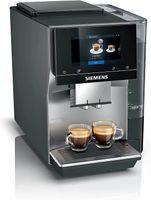Siemens EQ.700 TP705D01, Kombi-Kaffeemaschine, 2,4 l, Kaffeebohnen, Eingebautes Mahlwerk, 1500 W, Schwarz