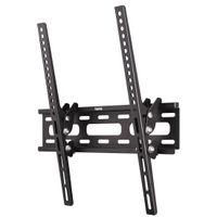 Hama TV-Wandhalterung 58 bis 142cm (23 bis 56 Zoll), 30Kg, VESA 400x400, neigbar, Farbe: Schwarz