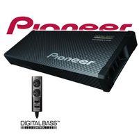 Pioneer TS-WX70DA - Aktivwoofer | Bass ohne Laderaumverlust