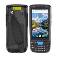 Aibecy Android 8.1 PDA Handheld POS Terminal 1D QR-Code-Scanner Datenerfassungsinventar Maschine 4G WiFi BT Mobiler Computer mit 4,5 Zoll Touchscreen 8MP Kamera GPS fuer Warehouse Inventory Logistics Retail POS System