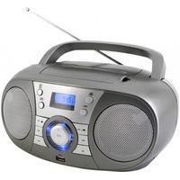Soundmaster SCD1800TI CD-MP3 Radio-System/DAB+/UKW-Radio/ USB/Bluetooth/Aux-In