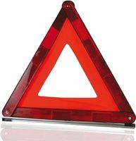 Warndreieck rot, Auto StvO 2020 EU - Kfz Zulassung, in Aufbewahrungsbox für Unfall & Pannen