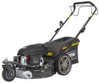 TEXAS Premium 4675TR/W Benzin Rasenmäher Motormäher Mäher 46 cm Radantrieb