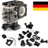 HD 1080P Mini Wasserdicht Sport Camera Action Cam Helm kamera SJ4000