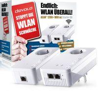 Devolo dLAN 1200+ WIFI AC Starterkit