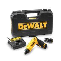 DeWALT DCF680G2F-QW Akku-Knickschrauber 7,2 V inkl. 2 x 1,0 Ah Li-Ion-Akkus