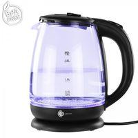 Sarcona Design-Wasserkocher Glas 1,8l max. 1800W WK10888