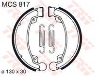 Lucas Bremsbacken Set MCS817