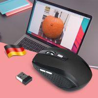 2,4 GHz Wireless Maus kabellos USB Maus Funkmaus PC Mouse Computer Laptop Notebook Maus