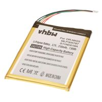 vhbw Akku Ersatz für Barnes & Noble DR-NK03, MLP305787 für eBook Reader (2150mAh, 3,7V, Li-Polymer)