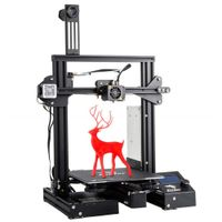 Creality 3D Ender 3 Pro 3D-Drucker mit abnehmbarer Oberfläche und UL-em Netzteil 220 x 220 x 250 mm