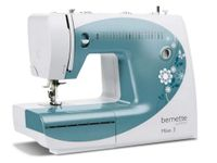 Bernette Milan-3 Freiarm-Nähmaschine 21-Stichprogramme